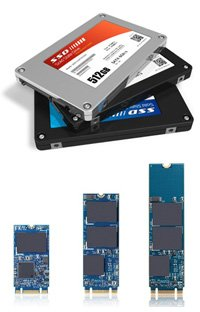 SSD (Solid State Drive) Kingston