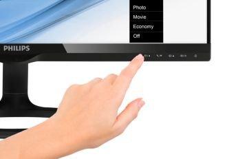 Модерното сензорно управление допълва дизайна