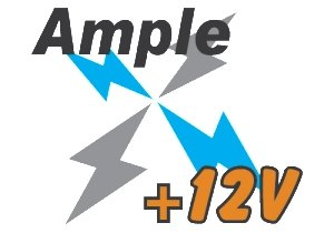 Ample +12V Output-01