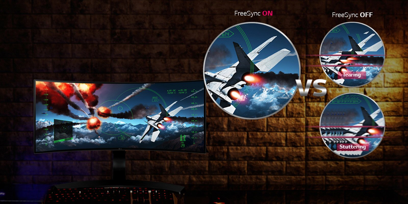 The Big Convergence of FreeSync & 21:9 UltraWide™