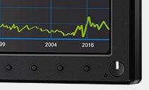 Dell Multi-Client Monitor - P4317Q |Customizable viewing