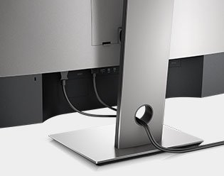 Dell Multi-Client Monitor - P4317Q |Manage with ease