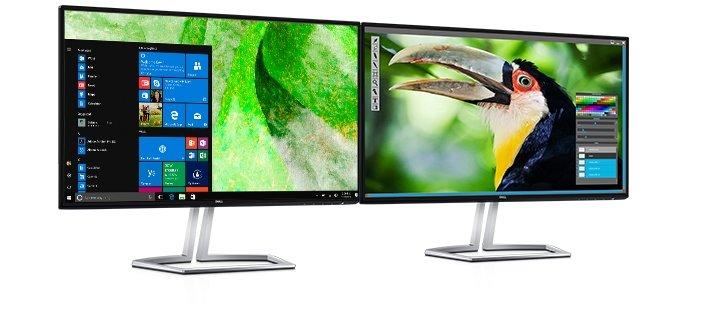 Dell S2418HN Monitor - Designed to delight