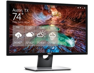 Dell SE2417HG Monitor - Timeless design