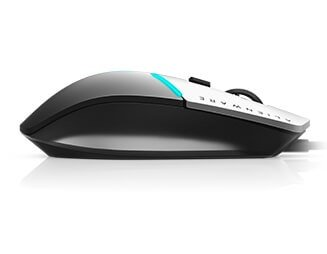 Alienware advanced gaming mouse AW558 - Built to last