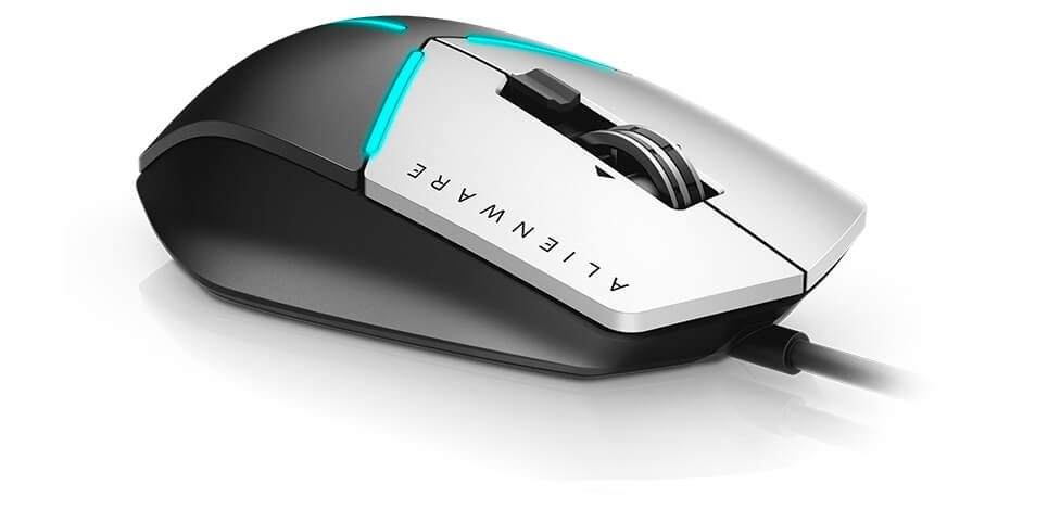 Alienware advanced gaming mouse AW558 - Precision perfected