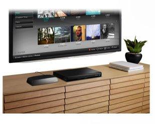 Entertainment Centre w TV UI