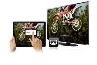 airplay share motorcycle