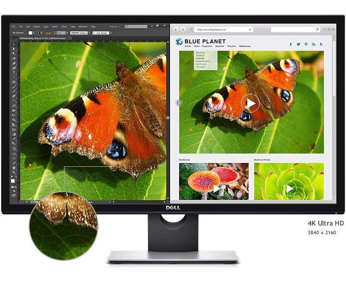 Възможностите на Dell S2817Q
