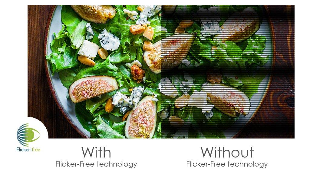 Технология Flicker-Free