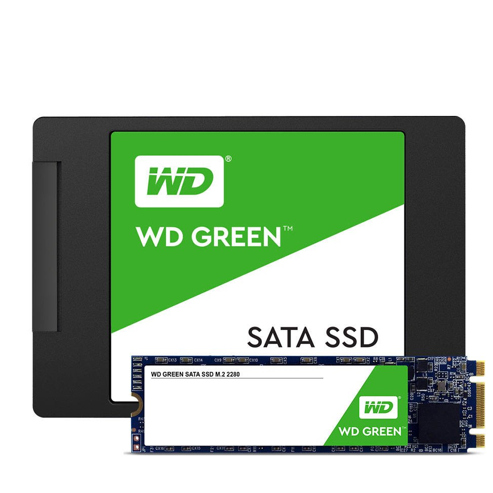 WD Green Solid State Drive | Enhanced storage for your everyday computing needs