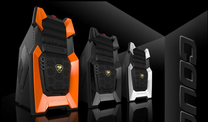 COUGAR PC Gaming Case::CHALLENGER