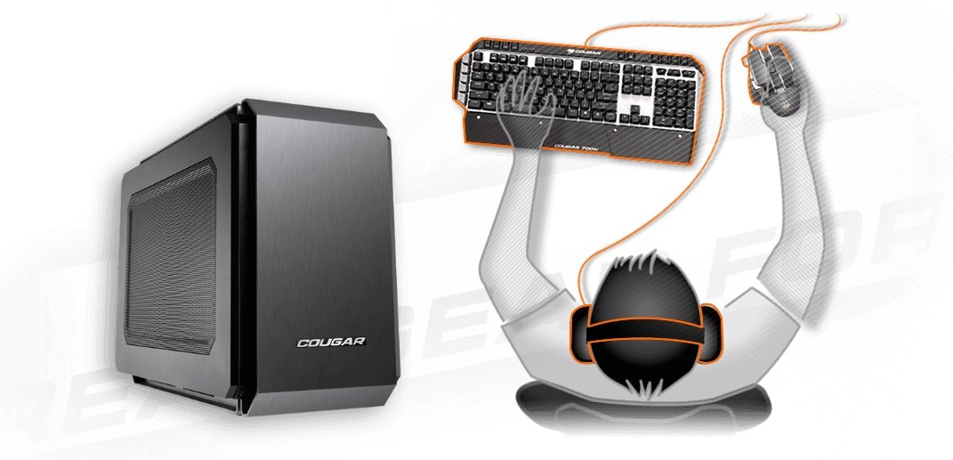 QBX - Expandible : Massive Storage + ODD