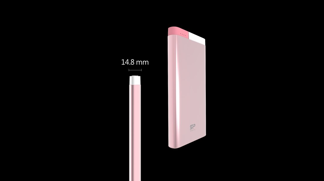 Power S105 Ultra-Slim Shape