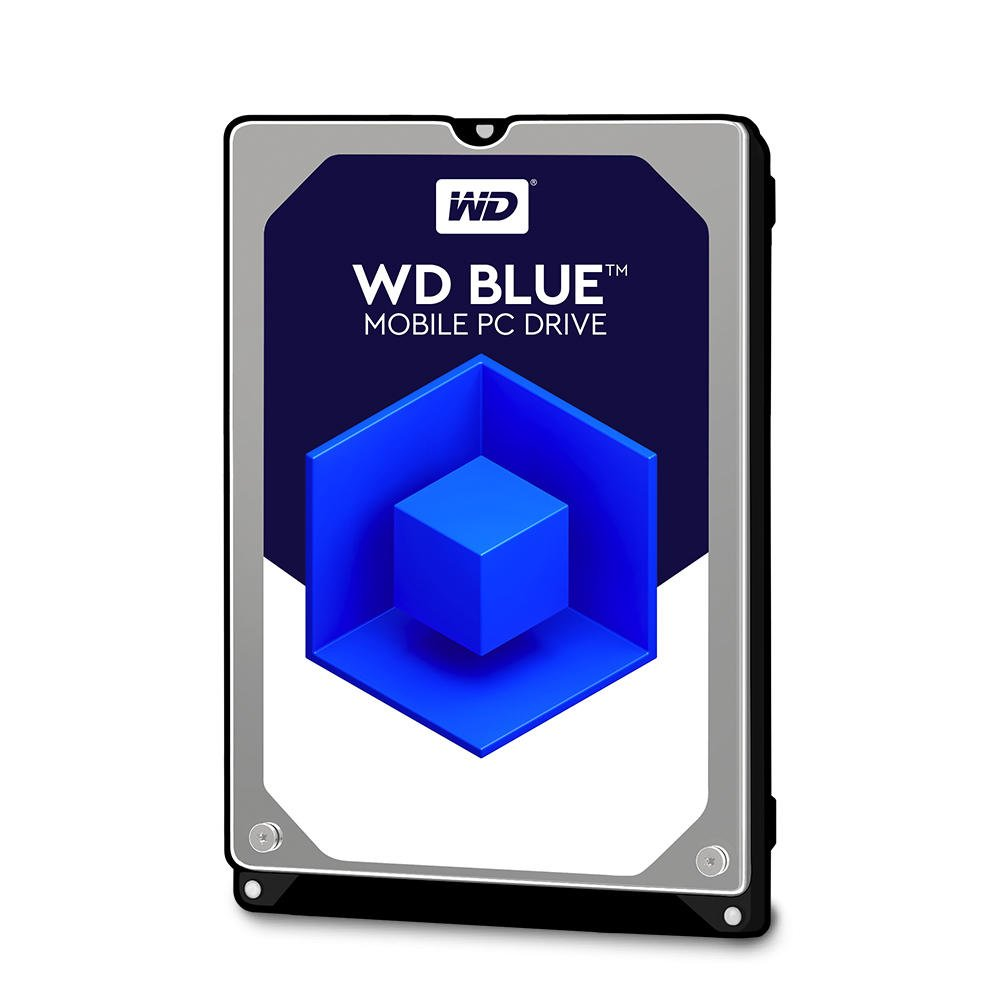 WD BLUE PC MOBILE HARD DRIVE | FOR EVERYDAY COMPUTING WHILE ON THE GO