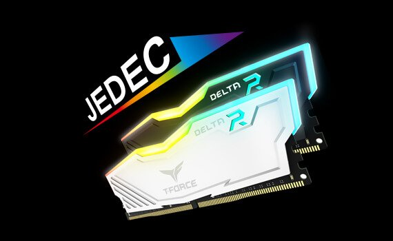 The transmitting performance can be greatly increased with JEDEC RC 2.0