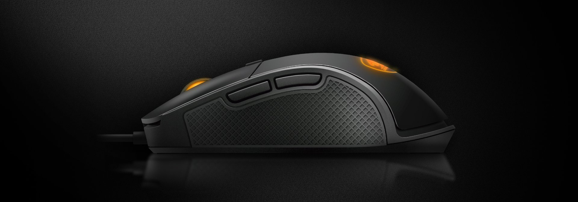 COUGAR SURPASSION - Multi-color Backlight System (2 Zone RGB)