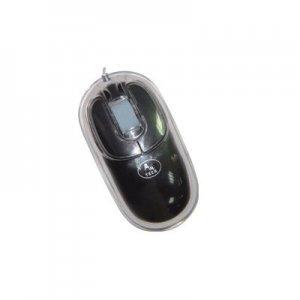 Мишка A4Tech BW-9 Optical, U-Shape, Wheel, Black (снимка 1)