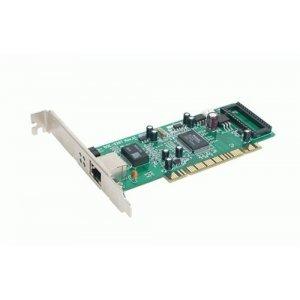 D-Link DGE-528T, PCI, 1000TP, Copper, RJ45, Gigabit Ethernet (снимка 1)