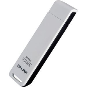 TP-Link TL-WN821N, Wireless N USB Adapte, 2.4Ghz (снимка 1)