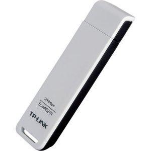 TP-Link TL-WN821N, Wireless N USB Adapte, 2.4Ghz (снимка 1)