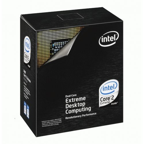 Процесор Intel Core2 Extreme, QX9775, 3.2GHz, 12MB, 1600MHz, s.771, No VGA, Box (снимка 1)