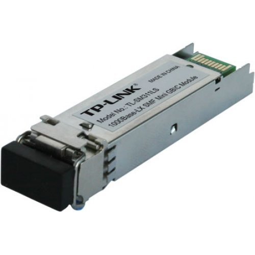 TP-Link TL-SM311LS, SFP module, Single-mode, LC, 10km (снимка 1)