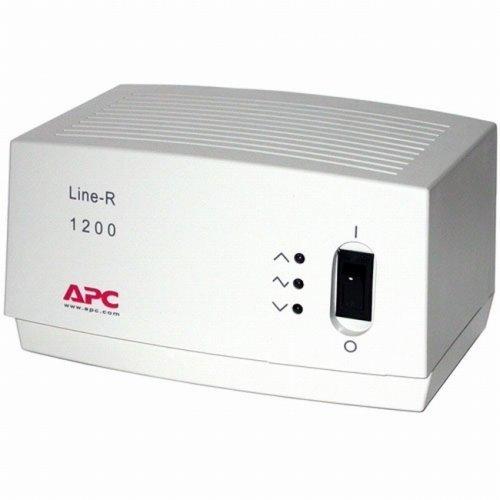Регулатор на волтажа APC Line-R 1200VA Automatic Voltage Regulator, LE1200I (снимка 1)