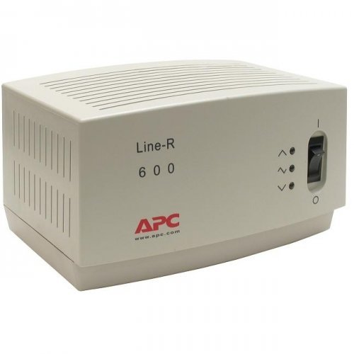 Регулатор на волтажа APC Line-R 600VA Automatic Voltage Regulators, LE600I (снимка 1)