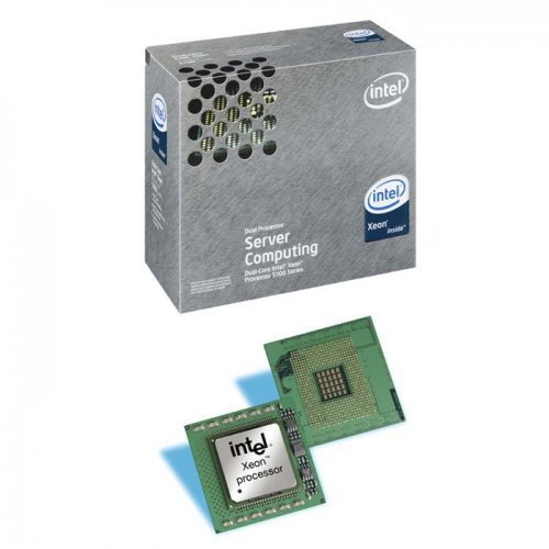 Процесор Intel Xeon Dual Core, 5120P, 1.87GHz, s.771, Passive, Box (Second hand) (снимка 1)