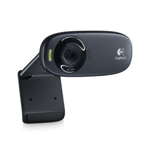 Logitech HD Webcam C310, HD Video calling (1280 X 720 pixels), Photos: Up to 5 megapixels (software enhanced), USB 2.0 (снимка 1)