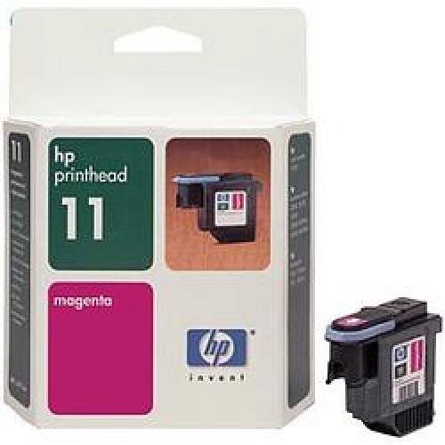 HP Мастилница 11 magenta printhead, C4812A (снимка 1)