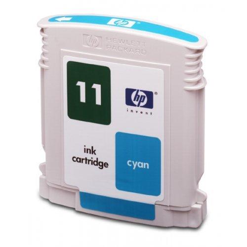 HP Мастилница 11 Cyan Ink Cartridge, C4836AE (снимка 1)