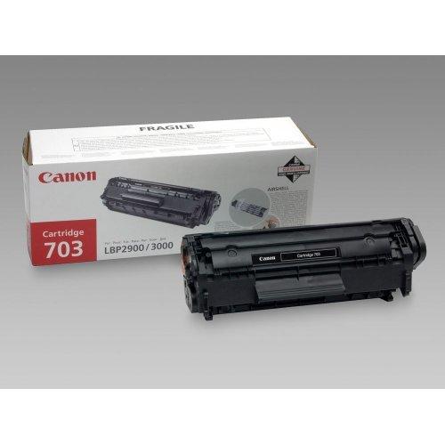 Canon CRG-703 Тонер Касета , CR7616A005AA (снимка 1)