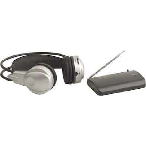 MDR-RF865RK Wireless Headphones H338MV, 50Hz - 18 kHz, 32 ohm, effective range 30m (снимка 1)