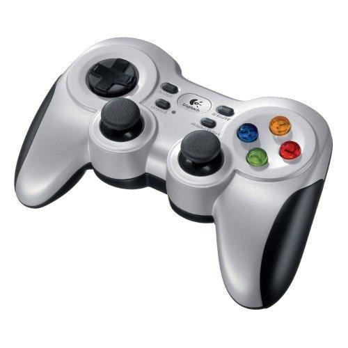 Геймпад Game Pads Logitech Wireless F710, 2.4GHz, Vibration, USB (снимка 1)