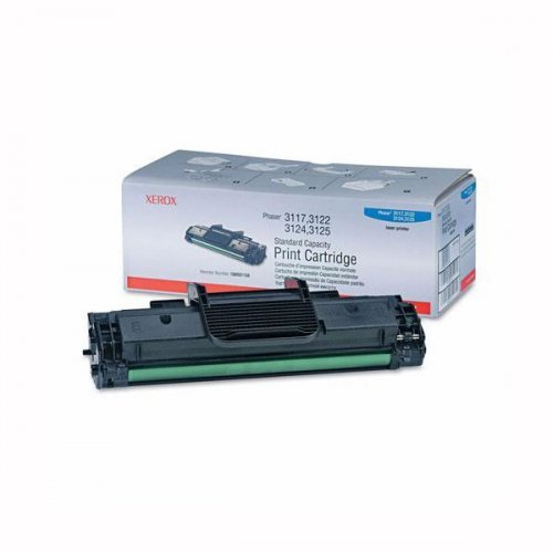 Xerox 106R01159 Тонер касета за Xerox Phaser 3117/3122/3124/3125 - 3K (снимка 1)