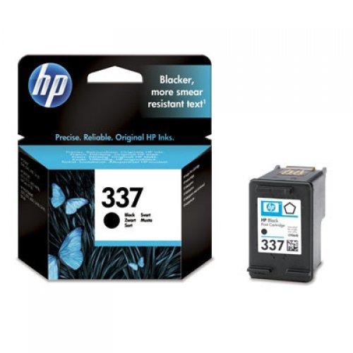 HP 337 Black Inkjet Print Cartridge (C9364EE) (снимка 1)
