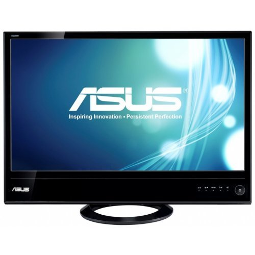 "Монитор Asus  24.0"" Wide ML249H, VA Panel, 1920x1080, 250 cd/㎡, 50000000:1, 178°/178°,  8ms, HDMI ,D-Sub,DVI-D, Black (снимка 1)"