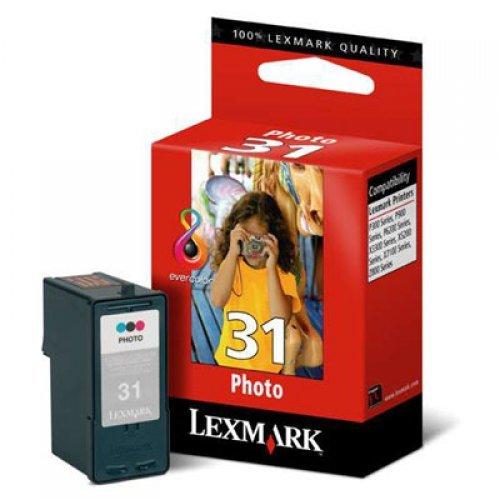 Lexmark №3, 118C0031E мастилница Z815/X52XX/7170/6250/4350/ (снимка 1)