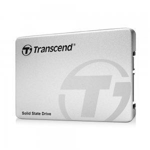 "Transcend 256GB, 370S TS256GSSD370S, SATA3, 2.5"" 7mm (снимка 1)"