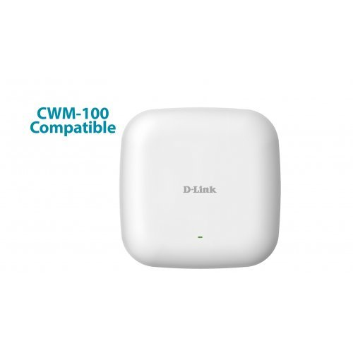 D-Link DAP-2660, Wireless AC1200 Simultaneous Dual Band PoE Access Point (снимка 1)