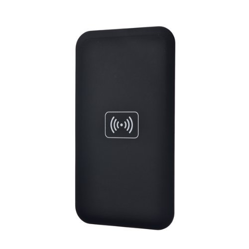 Wireless Power Transmitter Pad 5V 2А, Black (снимка 1)