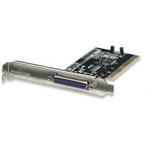 Manhattan 158220, Контролер PCI 1x DB25 LPT (снимка 1)
