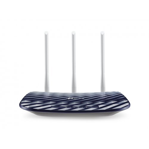 TP-Link Archer C20, AC750 Wireless Dual Band Router (снимка 1)