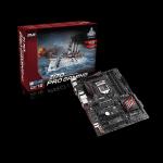 Asus Z170 Pro Gaming, LGA 1151 (Дънни платки)