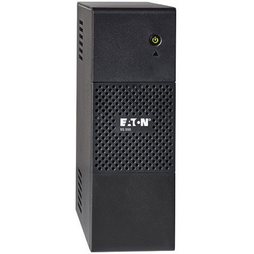UPS Eaton MGE 5S 550i, 330W/550VA, 230 VAC, 3x IEC-320-C13, 1x IEC-320-C13 surge only, Line-Interactive (AVR with Booster + Fader) (снимка 1)