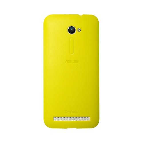 "Asus Bumper Case for ZenFone 2 ZE500CL 5"", Yellow (снимка 1)"