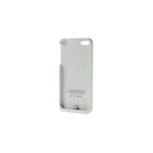 Wireless Charging Case Antenna for iPhone5 5S White (снимка 1)