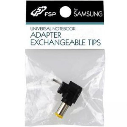Fortron Notebook Tip Adapter for Samsung (снимка 1)